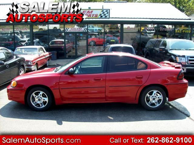 2003 Pontiac Grand Am GT sedan