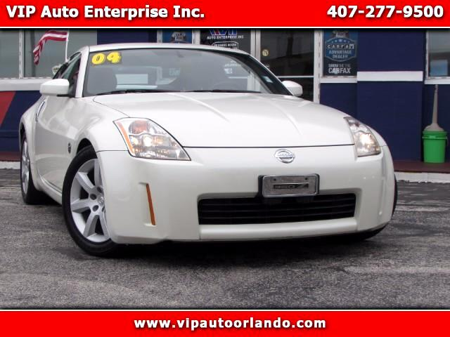 2004 Nissan 350Z Track Coupe