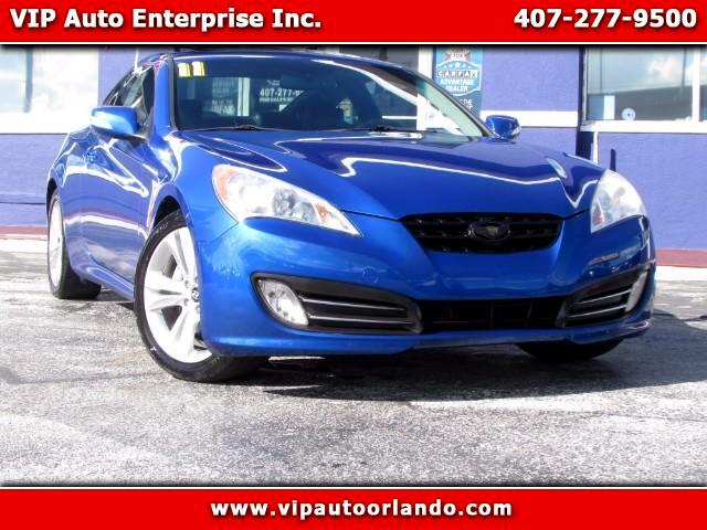 2011 Hyundai Genesis Coupe 3.8 Grand Touring Auto