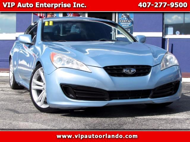 2011 Hyundai Genesis Coupe 2.0T R-Spec Manual