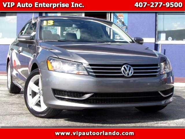 2013 Volkswagen Passat 2.5 SE W/LEATHER