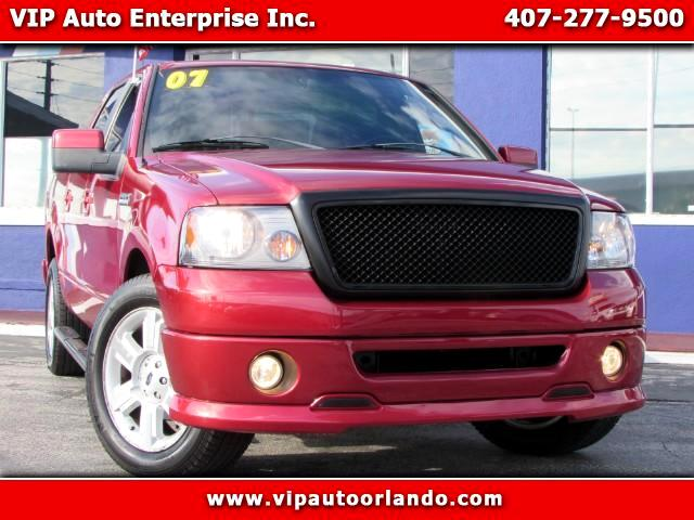 2007 Ford F-150 FX-2 SuperCrew 2WD