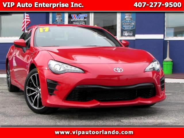 2017 Scion FR-S 6MT