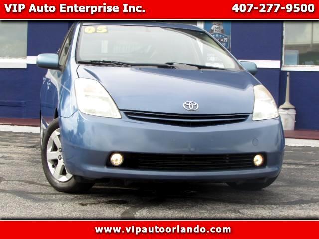 2005 Toyota Prius 4-Door Liftback