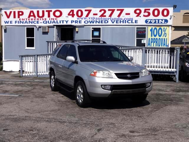 2001 Acura MDX