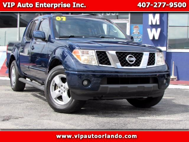 2007 Nissan Frontier LE Crew Cab 2WD