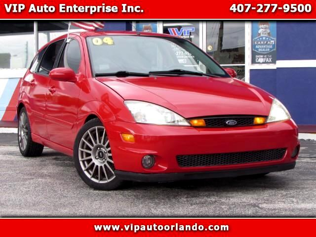 2004 Ford Focus ZX5 SVT
