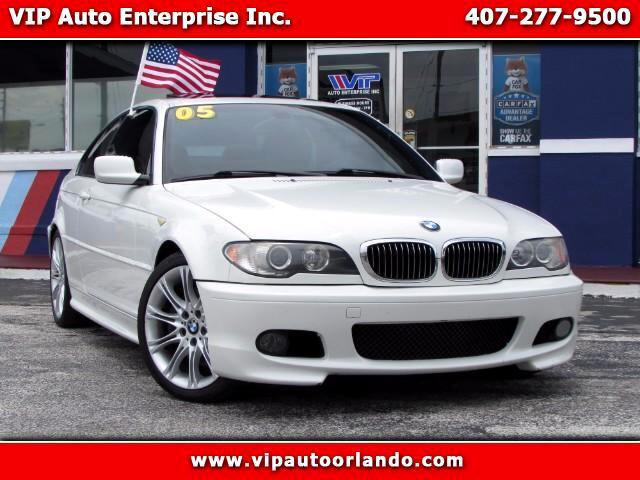 2005 BMW 3-Series 330Ci coupe