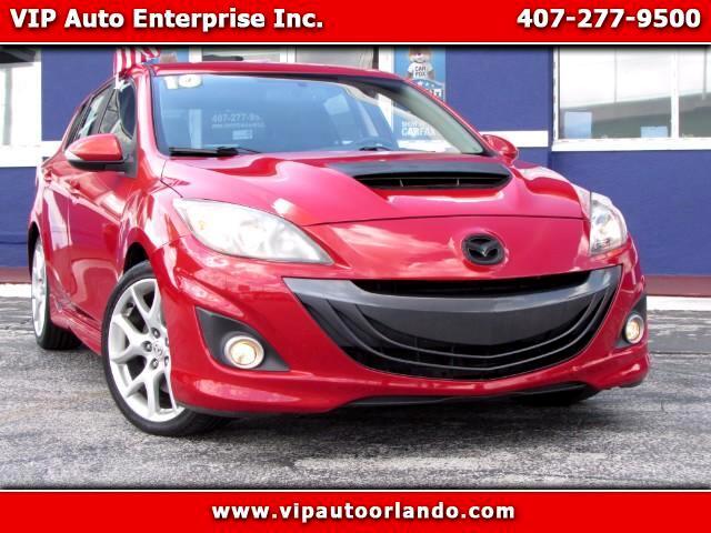 2010 Mazda MAZDA3 Speed3 Sport