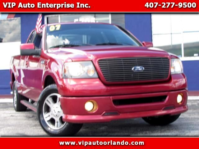 2007 Ford F-150 FX-2 SuperCab 2WD
