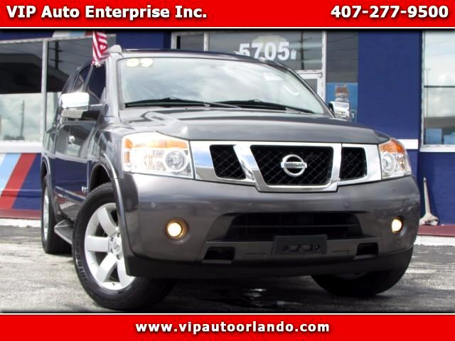 2009 Nissan Armada LE 2WD