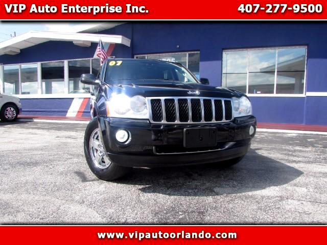 2007 Jeep Grand Cherokee Overland 2WD