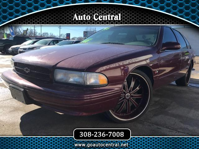 1995 Chevrolet Caprice Classic CLASSIC SS
