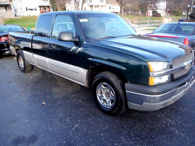 2003 Chevrolet Silverado 1500 Ext. Cab Short Bed 2WD