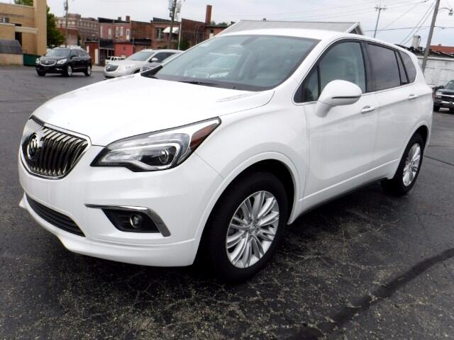 2017 Buick Envision 1SV