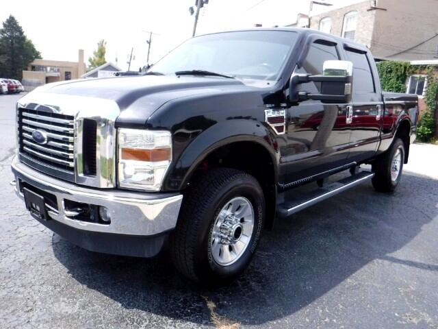 2009 Ford F-250 SD Lariat 4WD