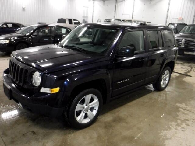 2011 Jeep Patriot Latitude X 4WD
