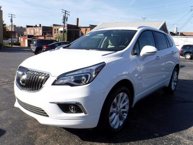 2018 Buick Envision Premium II AWD