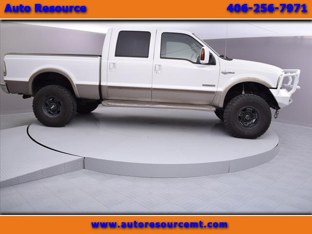 2004 Ford F-350 SD King Ranch Crew Cab 4WD