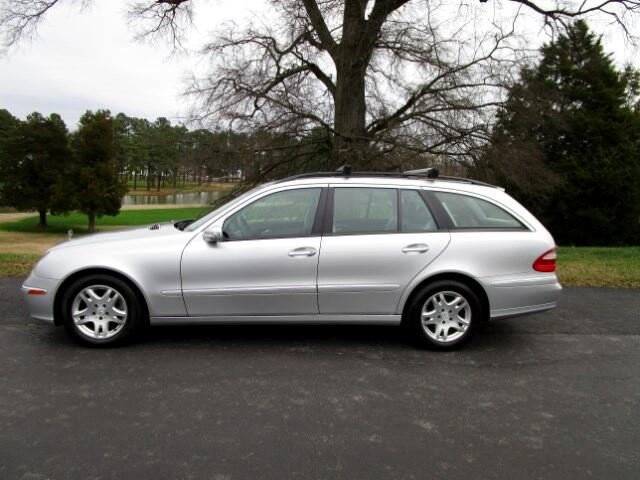 mercedes benz e class e320 wagon for sale in richmond va cargurus. Black Bedroom Furniture Sets. Home Design Ideas