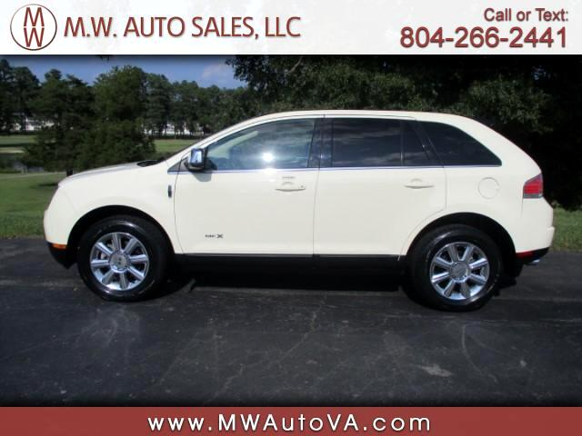 2008 Lincoln MKX AWD
