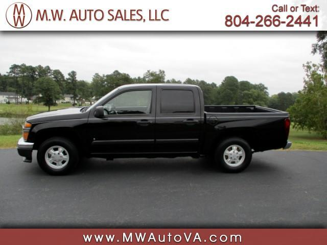 2007 Chevrolet Colorado 2LT Crew Cab 2WD