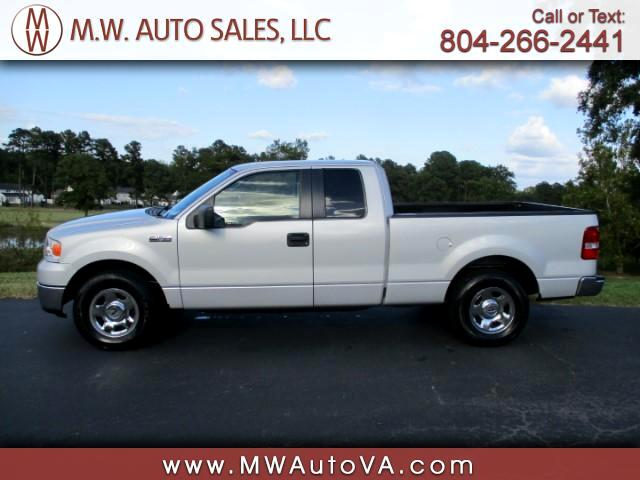 2006 Ford F-150 XLT SuperCab 6.5-ft. Bed 2WD