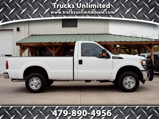 2014 Ford F-250 SD XL Reg. Cab 4WD