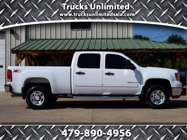 2009 GMC Sierra 2500HD SLE Crew Cab Short Bed 4WD