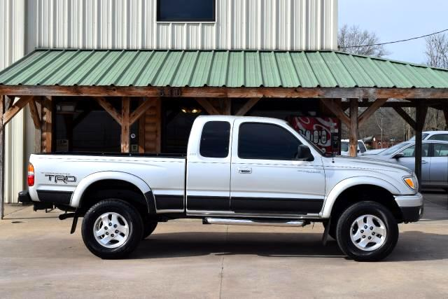 used 2002 toyota tacoma for sale in russellville ar 72801 trucks unlimited. Black Bedroom Furniture Sets. Home Design Ideas
