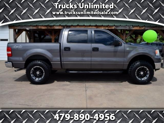 2006 Ford F-150 XLT SuperCrew 4WD