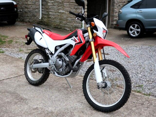 2014 Honda CRF250L Motorcycle