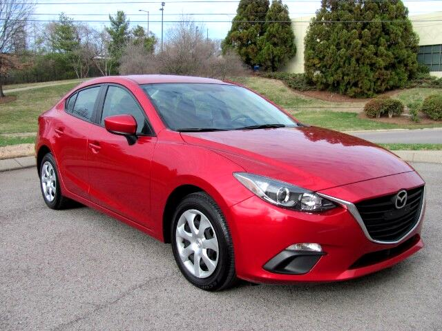 2015 Mazda MAZDA3 i Sport AT 4-Door