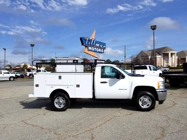 2012 Chevrolet Silverado 2500HD Work Truck Long Box 2WD