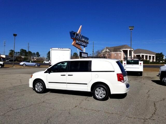 2012 RAM Cargo Van Base