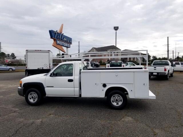 2003 GMC Sierra 2500HD Utility Truck