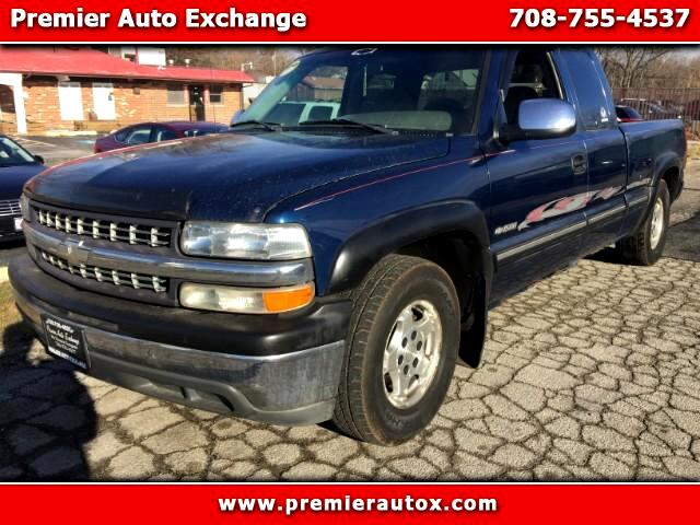1999 Chevrolet Silverado 1500 Ext. Cab Long Bed 2WD