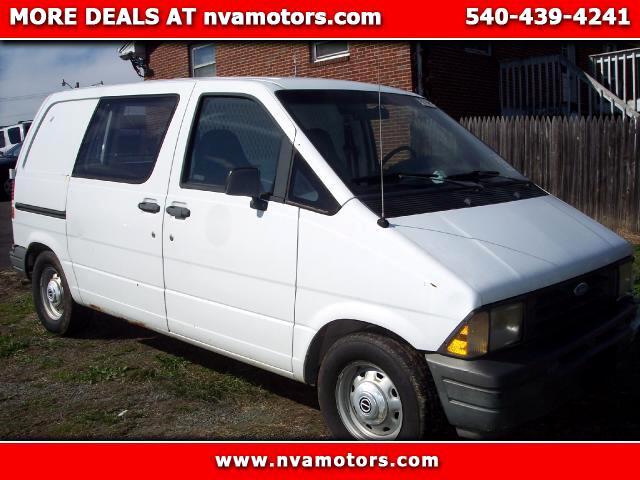 1993 Ford Aerostar Cargo Van