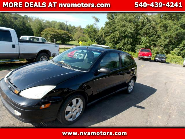 2002 Ford Focus ZX3 Hatchback 2D