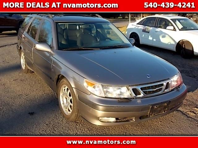 2001 Saab 9-5 SportWagon Base