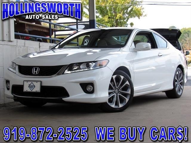 2015 Honda Accord EX-L V6 Coupe AT