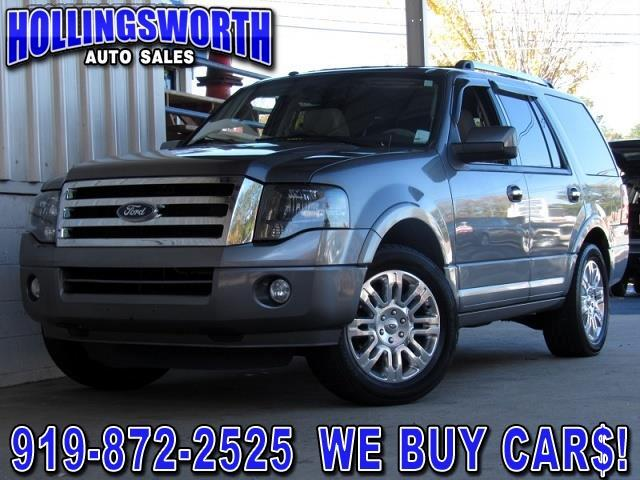 2011 Ford Expedition Limited 2WD