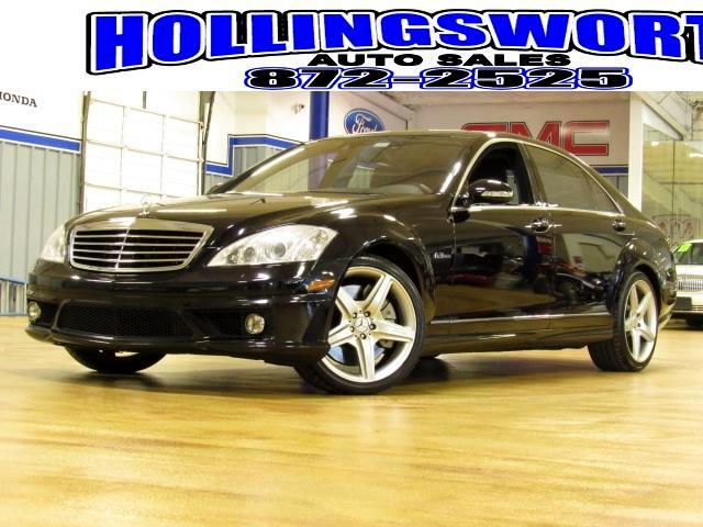 Used 2008 Mercedes Benz S Class For Sale In Raleigh Nc