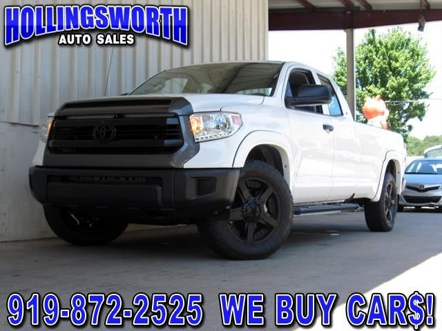 2016 Toyota Tundra SR5 5.7L V8 FFV Double Cab 4WD Long Bed
