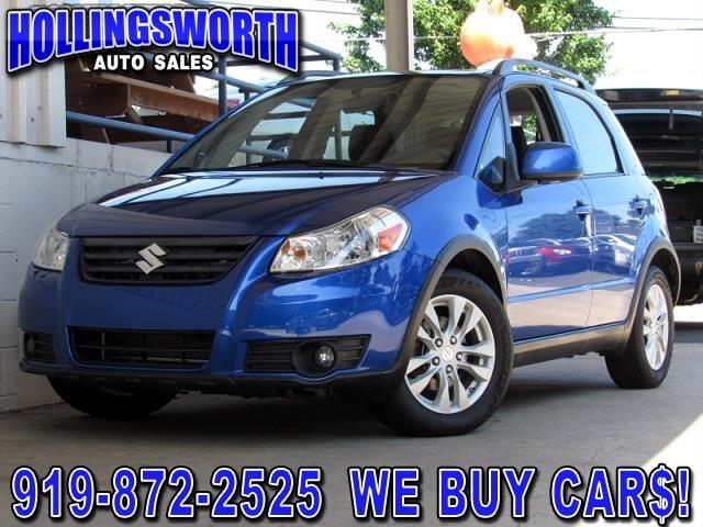 2013 Suzuki SX4 Crossover Technology AWD