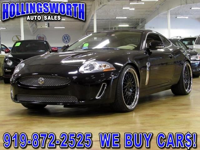 2010 Jaguar XK-Series XKR Coupe