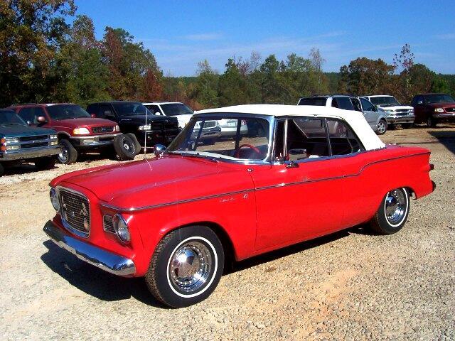 Used 1960 studebaker lark convertible for sale in roanoke for Chris motors auto sales
