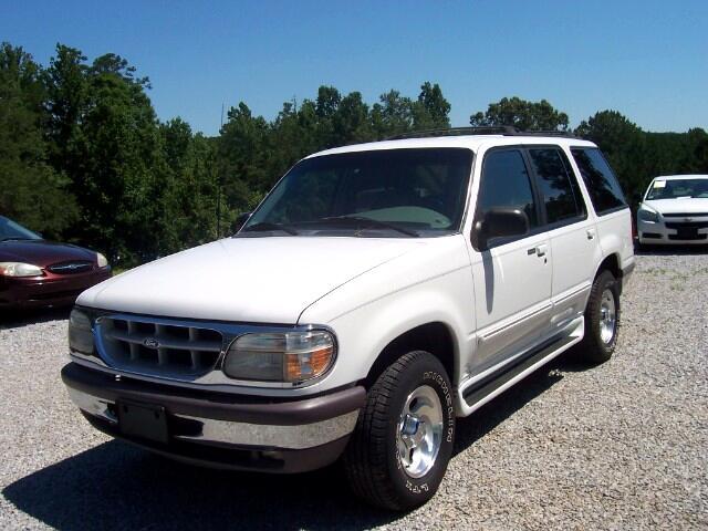 1997 Ford Explorer XL 4-Door 2WD