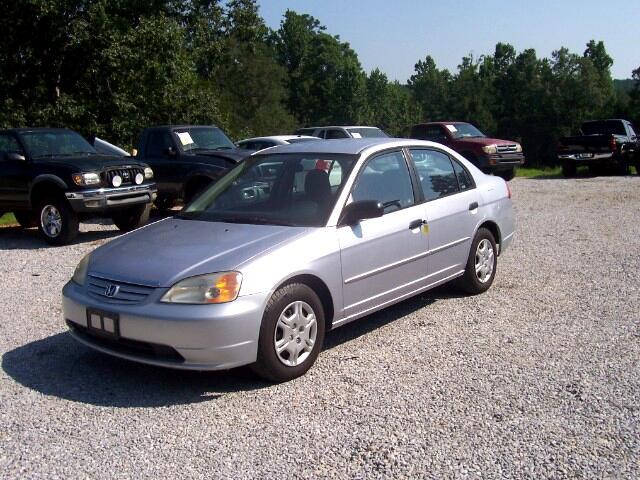 2001 Honda Civic LX sedan
