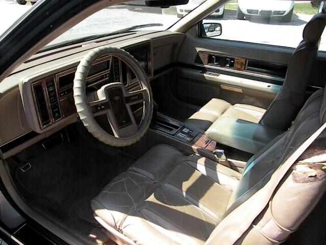 1989 Buick Riviera Coupe